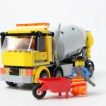 レゴ シティ コンクリートミキサー車