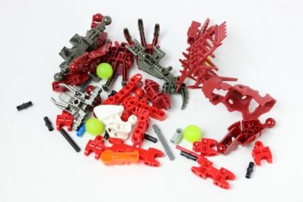 レゴ バイオニクル 8901 8918 8919 10