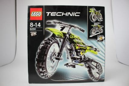 レゴ 8291 ダートバイク1