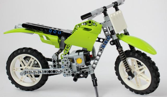 レゴ テクニック 8291 ダートバイク