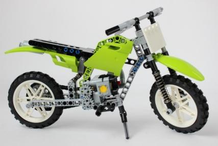 レゴ 8291 ダートバイク4