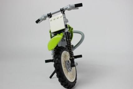 レゴ 8291 ダートバイク5