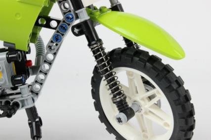 レゴ 8291 ダートバイク7