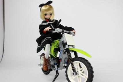 レゴ 8291 ダートバイク11
