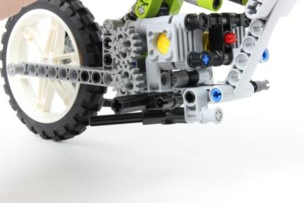 レゴ 8291 ダートバイク12