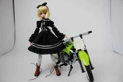 レゴ 8291 ダートバイク13
