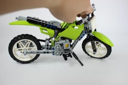 レゴ 8291 ダートバイク15