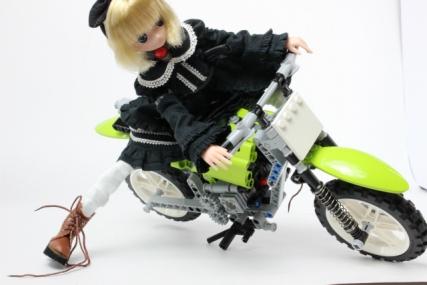 レゴ 8291 ダートバイク19