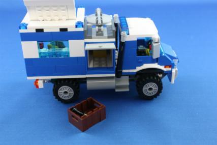 ポリス指令トラックとポリスボート19