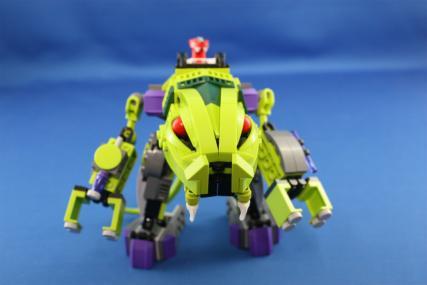 ヘビヘビ・ロボ20