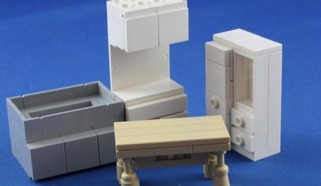 レゴ家具色々。