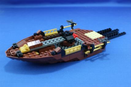 飛行戦艦ニンジャゴー26