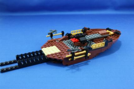 飛行戦艦ニンジャゴー27