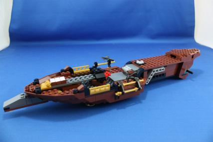 飛行戦艦ニンジャゴー28