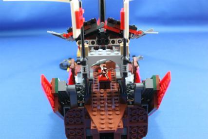 飛行戦艦ニンジャゴー35