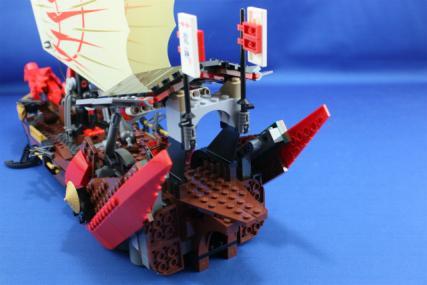 飛行戦艦ニンジャゴー47