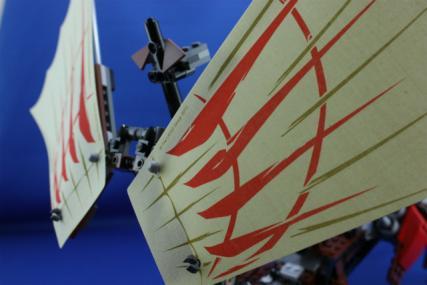 飛行戦艦ニンジャゴー50
