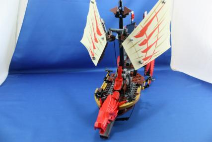 飛行戦艦ニンジャゴー53