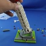 nanoblock ピサの斜塔 レビュー