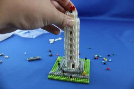 ピサの斜塔12