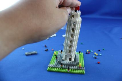 ピサの斜塔13
