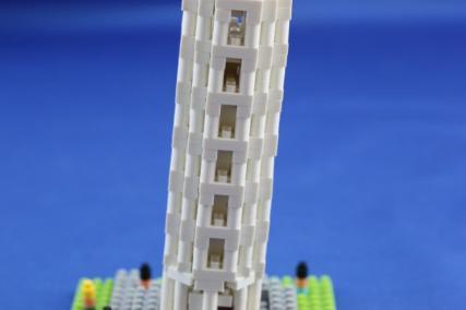 ピサの斜塔17