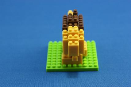 nanoblock ポムポムプリン8