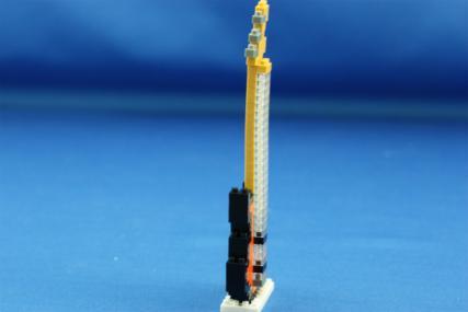 nanoblock エレキベース8