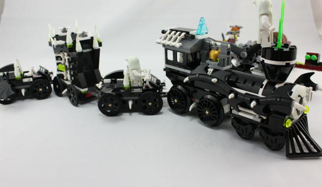 レゴモンスターファイター ゴーストトレイン