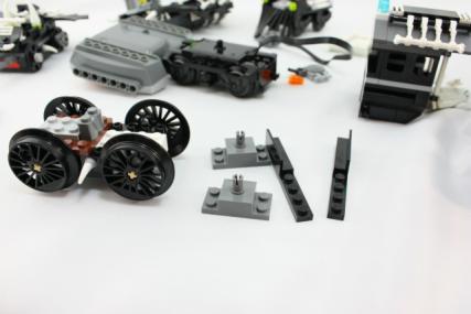 ゴーストトレイン自走化4