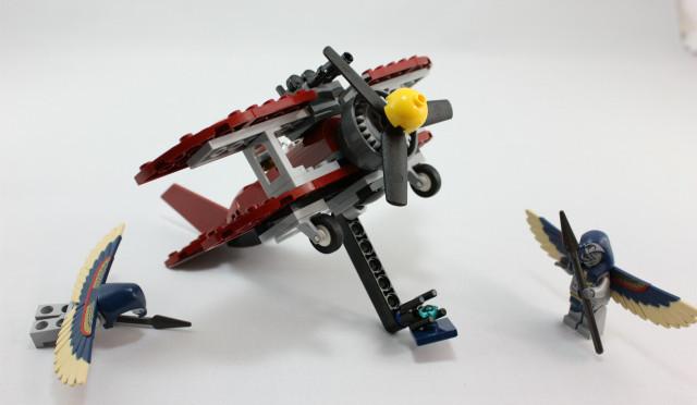 レゴ ファラオズ・クエスト フライング・マミー・アタック