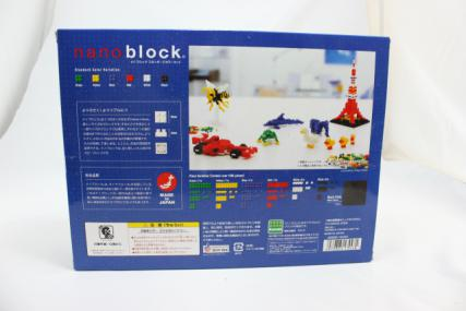 ナノブロック スタンダードカラーセット2
