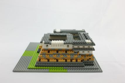 nanoblock 姫路城20