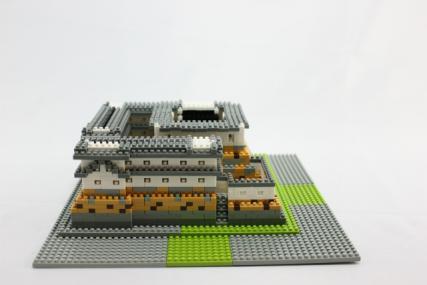 nanoblock 姫路城22