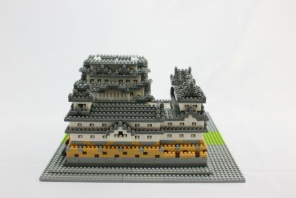 nanoblock 姫路城27