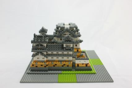 nanoblock 姫路城28