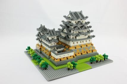 nanoblock 姫路城31