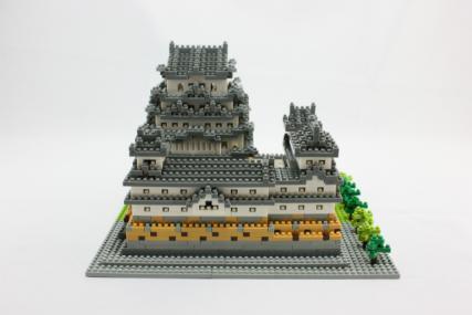 nanoblock 姫路城33