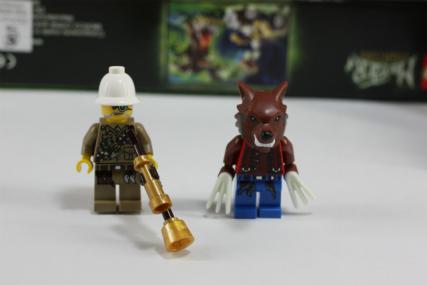 オオカミ人間3
