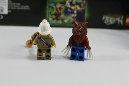 オオカミ人間4