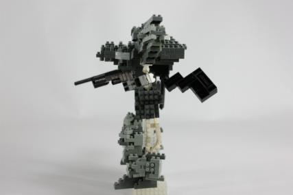 銃装士ナノゼルバー(試作型)2