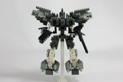 銃装士ナノゼルバー(試作型)3