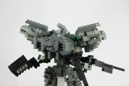 銃装士ナノゼルバー(試作型)4