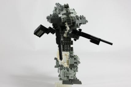 銃装士ナノゼルバー(試作型)5