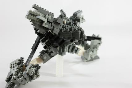 銃装士ナノゼルバー(試作型)6