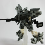 nano式可動ロボ・銃装士ナノゼルバー(試作型)