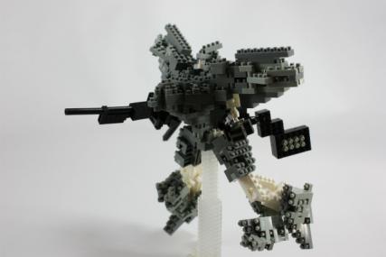 銃装士ナノゼルバー(試作型)7