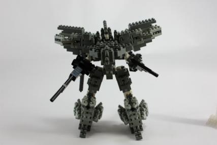 銃装士ナノゼルバー(試作型)8