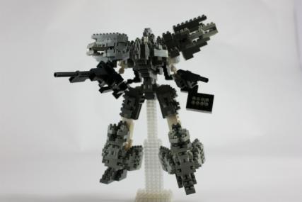 銃装士ナノゼルバー(試作型)9