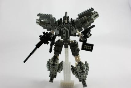 銃装士ナノゼルバー(試作型)10